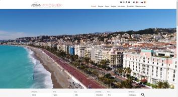 Abitan Immobilier : l\'immobilier de Nice Centre - Carré d\'Or - Vente appartement Nice