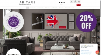 Abitare by Elizabeth Furnishings Ltd