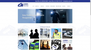 Retail Security   Commercial Security Officers   Manned Guarding   Security Guards   Response Security Officers - ABK Security