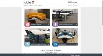 Able Office Furniture Ltd