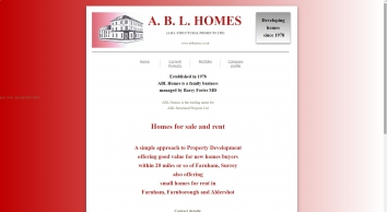 ABL Homes