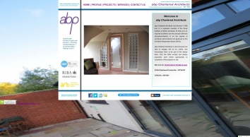 Home page of abp Chartered Architects, South London Architects, Bernard Humphrey-Gaskin