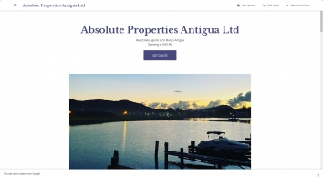 Absolute Properties Antigua, Jolly Harbour