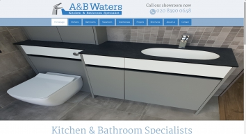 A & B Waters: Luxury Kitchens & Bathrooms Surrey | A and B Waters