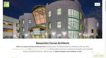 Alessandro Caruso Architecture & Interiors Ltd