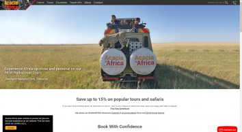 Acacia Adventure Holidays
