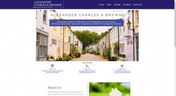 Alexander Charles Browne