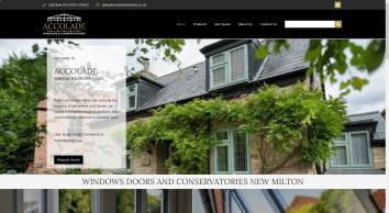 Accolade Advanced Windows & Conservatories Ltd