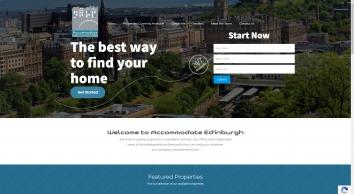 Accommodate Edinburgh