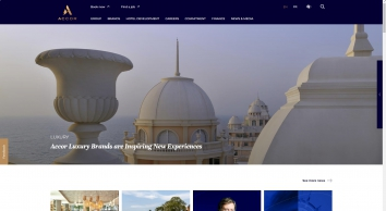 AccorHotels Group – Worldwide leader in Hospitality and services – Feel Welcome