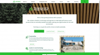 Accsys Technologies
