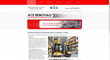 Ace Removals Ltd