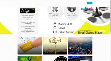 ACID (Anti Copying In Design) Ltd