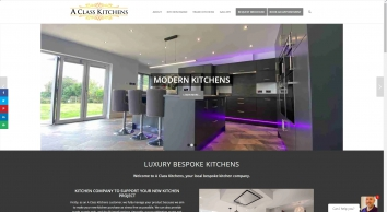 A Class Kitchens of Bedford | Bespoke Kitchens for Bedford