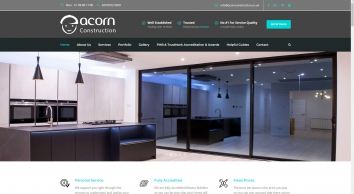 Acorn Construction I Building Contractor I South East London