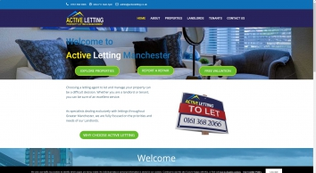 Active Letting Letting Agents in Hyde