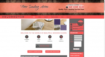 Floor Sanding Acton, W3 - Affordable Wood Floor Resurface, Professional Restoration.