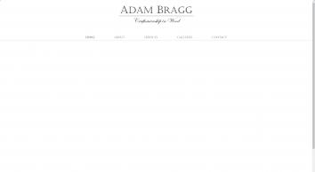 Adam Bragg Craftsmanship in Wood
