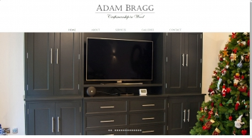 Adam Bragg Craftsmanship in Wood