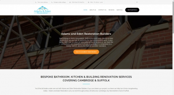 Adams & Eden Restoration
