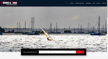 Adams Rose, Parkstone