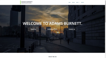 Adams Burnett Letting Agents in London
