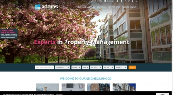 Adams Estates | Residential & Commercial Property Letting Agents Reading - Berkshire