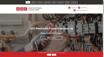 Electrical Contractors Nottingham – ADC Electrical & Property Services Ltd