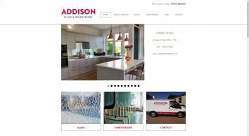 Addison Glass & Windscreens Limited