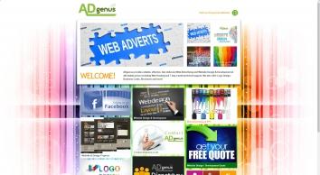 ADgenus - Creative Solutions | Home