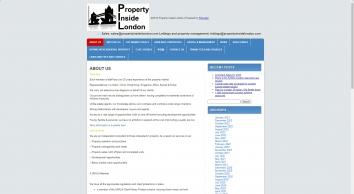 Property Inside London