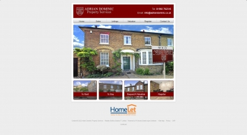 Adrian Dominic Property Services, Waltham Abbey