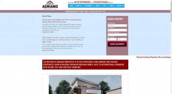 Adriano Properties Ltd, London, W1T