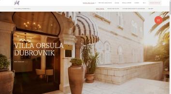 Villa Orsula Dubrovnik -  Luxury Boutiqe Hotel | Adriatic Luxury Hotels