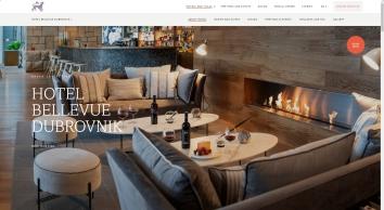 Hotel Bellevue Dubrovnik - 5 Star Boutique Hotel   Adriatic Luxury Hotels
