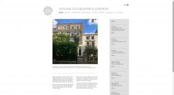 Advanced Graphics London   Fine Art Printer Publisher and Dealer