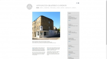 Advanced Graphics London | Fine Art Printer Publisher and Dealer