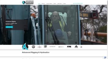 Advanced Rigging & Hydralics