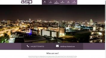 Advanced Security Partners Ltd
