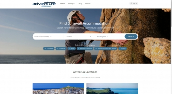 Adventure Activities Cornwall