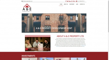 A & E Property LTD - Property Investment Kent