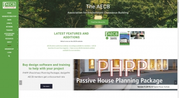 AECB - Association for Environment Conscious Building