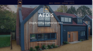 Property development | Ingatestone | Essex | Aedis Homes