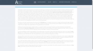 Aesthetic Homes Ltd