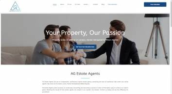 AG Estate Agents Letting Agents in London