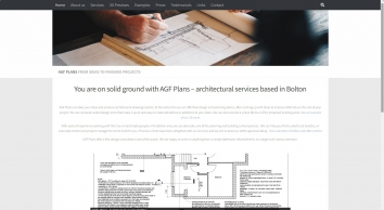 AGF Plans - from ideas to finished projects