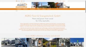 AGRO FORST  ENERGIETECHNIK GmbH