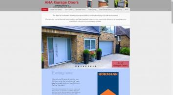 ahagaragedoors.co.uk