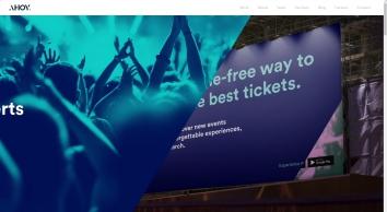 Award Winning Web Design & Branding Agency | AHOY