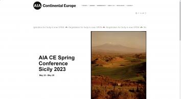 AIA Continental Europe
